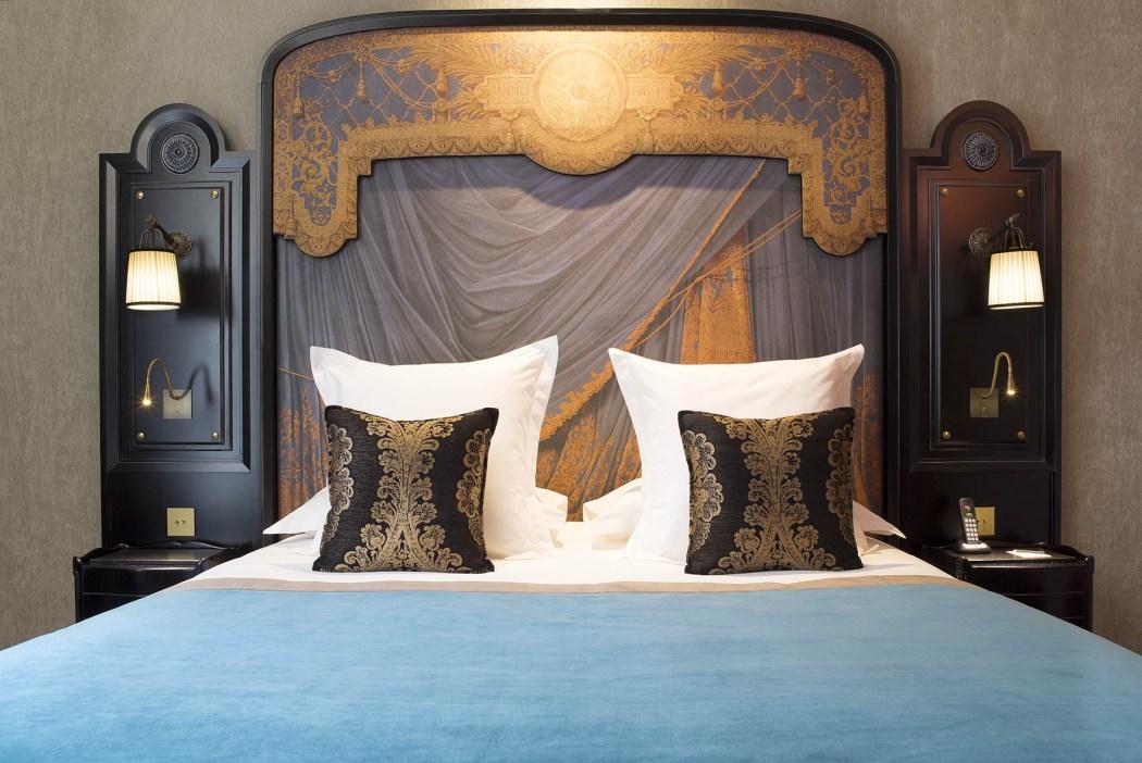 Le belmont plus qu 39 un h tel un lieu d 39 exception luxsure - Alexandre danan architecte ...
