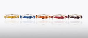 Colored Magenta Bracelet