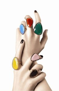 Hard Candy collection by Christina Debs Fine Jewelry