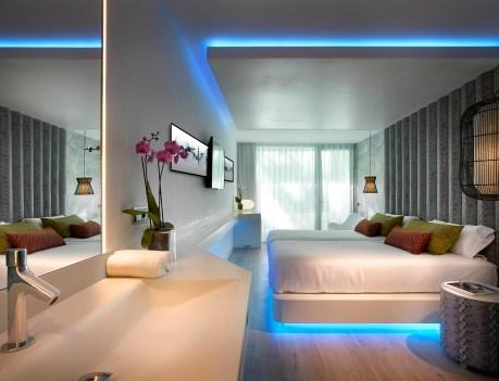 Deluxe rooms (2) © Hard Rock International