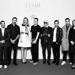 Résultats du Prix LVMH 2014