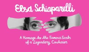 Schiaparelli - Elsa opening pink BD