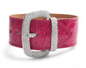 Sillam buckle pink