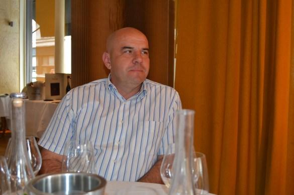 Yannick Desmarest, le nouveau chef de cave de la Maison Drappier / Copyright Julien Tissot