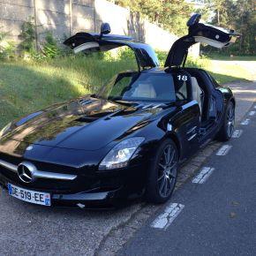 Une après midi avec Mercedes-Benz AMG