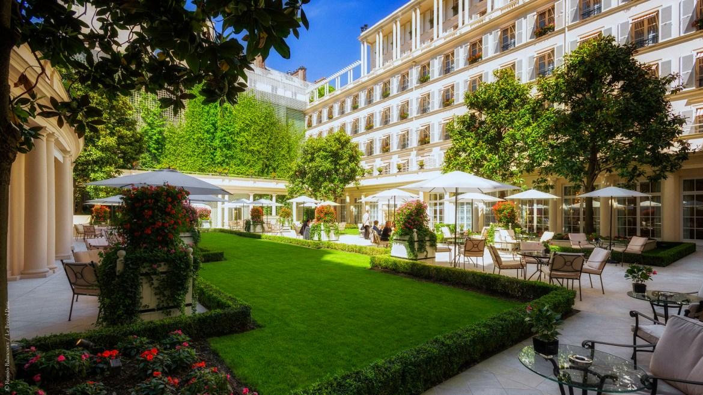 Le Bristol Paris_Jardin Hd