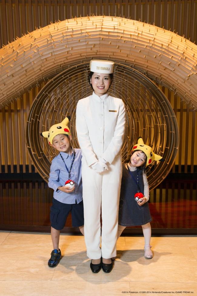 Pikachu Hat-Poke Ball-Pagegirl (2)