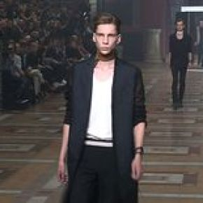 Lanvin, Collection Homme, Printemps/Eté 2015 à Paris
