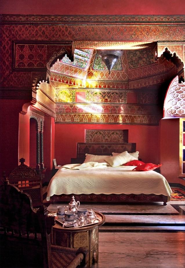 Une des chambres / Copyright Sultana
