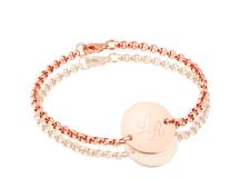 Rose Gold Bracelet 2