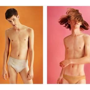Acne Studios lance sa ligne underwear