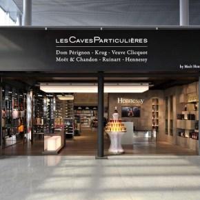 Moët Hennessy ouvre son premier flagship à l'Aéroport Roissy Charles de Gaulle