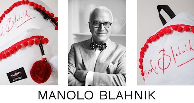 Manolo Blahnik_Eastpak