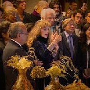 Coup d'envoi de la 17ème édition des Sapins de Noël des Créateurs