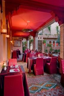 La Maison Arabe, Marrakech, Morocco