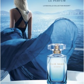 ELIE SAAB Le Parfum RESORT COLLECTION 2015