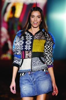 Mercedes Fashion Week Madrid Otoño/Invierno 2015-2016