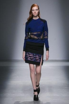 Rahul Mishra Ready to Wear Fall Winter 2015 fashion show in Paris