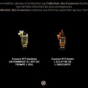 Retrouvez la Collection des Essences au Séphora des Champs Elysées