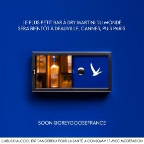 Grey Goose vous présente ses escales ! Et vous emmène à Paris, Deauville et au Festival de Cannes ! Jouez !