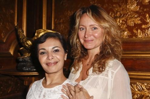 Saïda Jawad & Julie Ferrier