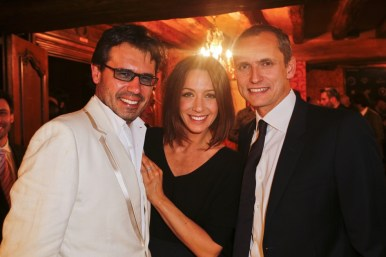 Eric Ritter, Virginie Guilhaume & Louis Laforge