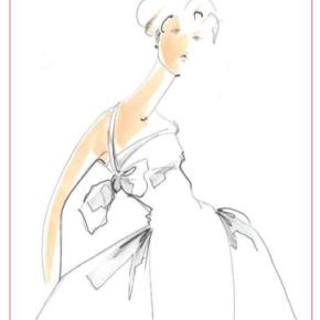 Margareth & Moi: Une collection de robes de mariée pour Cymbeline