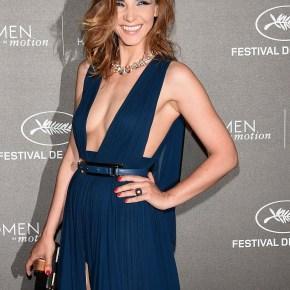 Au Festival de Cannes, les célébrités portent des créations Boucheron