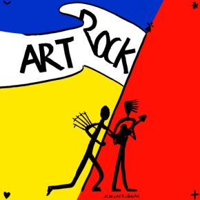 Jean-Charles de Castelbajac présente son spectacle pour le festival Art Rock