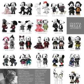Snoopy et Belle portent du Isabel Marrant ou du Rodarte : une jalousie soudaine fait jour……