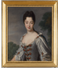 Marie-Adélaïde de Savoie, duchesse de Bourgogne (1685-1712), d'après Jean-Baptiste Santerre (1658-1717), Première moitié du XVIIIe siècle, © Musée-Promenade - Jean-Yves Lacôte