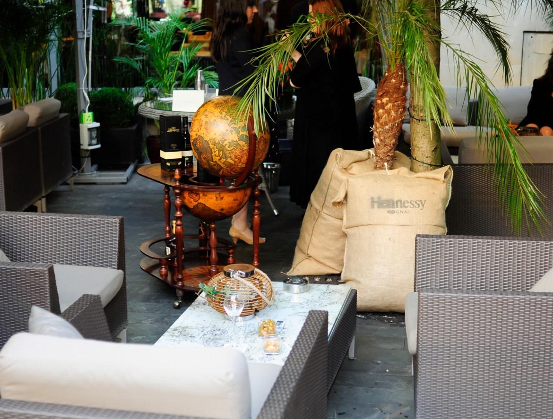 Terrasse du Purple Bar (4) - Hotel du Collectionneur