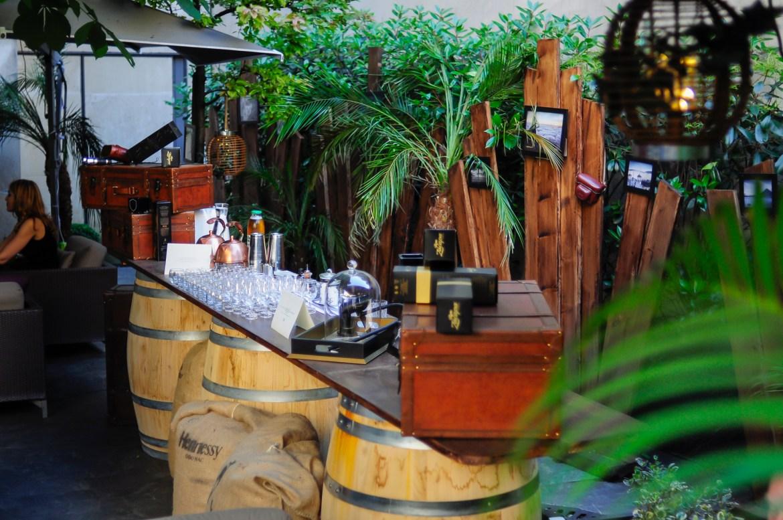 Terrasse du Purple Bar (5) - Hotel du Collectionneur