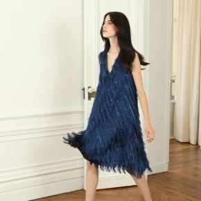 Martin Grant: garde robe pour une working girl qui ne se confond pas dans les conventions