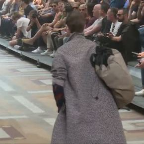 Lanvin, Collection Homme, Printemps/Eté 2016, Paris avec interviews