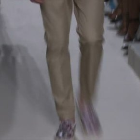 Valentino, Collection Homme, Printemps/Eté 2016, à Paris