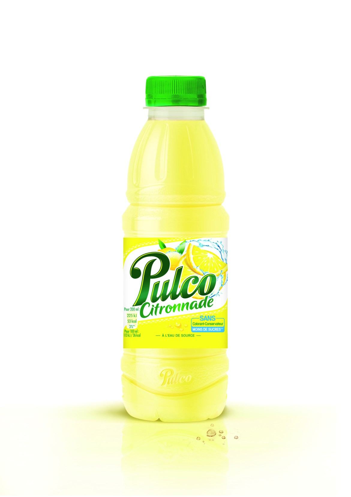 50cl Pulco Citronnade