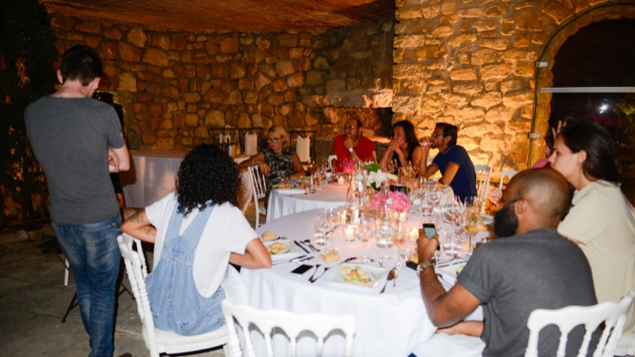 Inifiniti Summer Experience - Chateau de Cassis