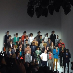 Paul Smith – Collection Homme Printemps/Eté 2016 à Paris