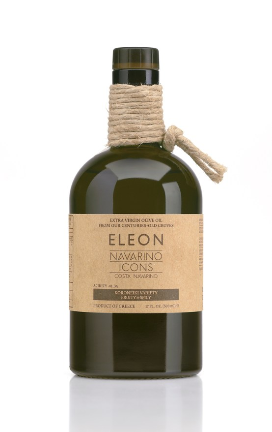 ELEON Black Bottle