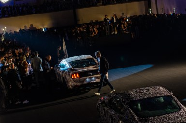 L'Ecurie Ford Mustang 027