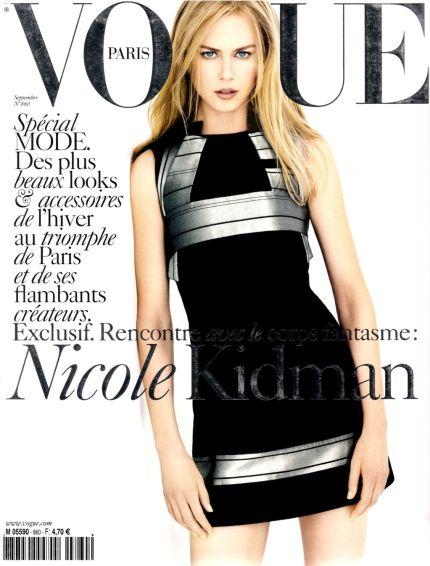 Vogue Paris Septembre 2015