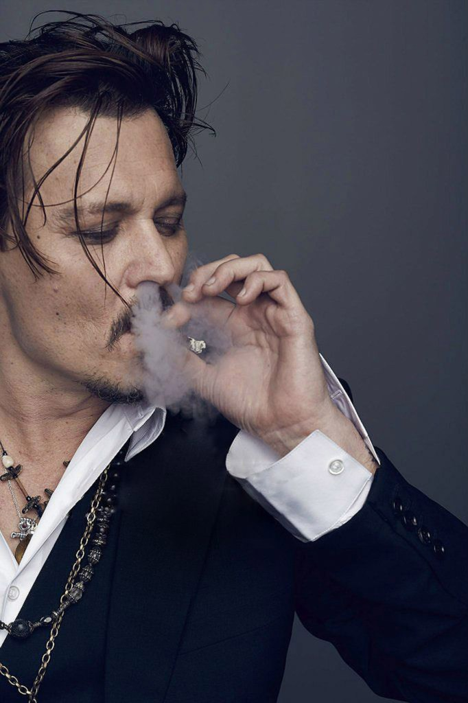 JOHNNY DEPP IN NEW ADS FOR DIOR He may be best known for his role as shabby pirate Jack Sparrow but that hasn't stopped luxury fashion house Dior signing up Johnny Depp to front its new fragrance campaign. Though Depp has been in the public eye since the early 1980s this will be the first fragrance campaign Depp has ever signed up for. Depp will front the campaign for a new men's fragrance, the details of which are yet to be announced by the brand. He is no stranger to the world of modelling has posed for Montblanc as well as appearing on numerous magazine covers including Interview and GQ magazine. 75596 EDITORIAL USE ONLY Scope Features Agency does not claim any Copyright or License in the attached material. Any downloading fees charged by Scope are for Scope services only, and do not, nor are they intended to, convey to the user any Copyright or License in the material. By publishing this material , the user expressly agrees to indemnify and to hold Scope harmless from any claims, demands, or causes of action arising out of or connected in any way with user's publication of the material.