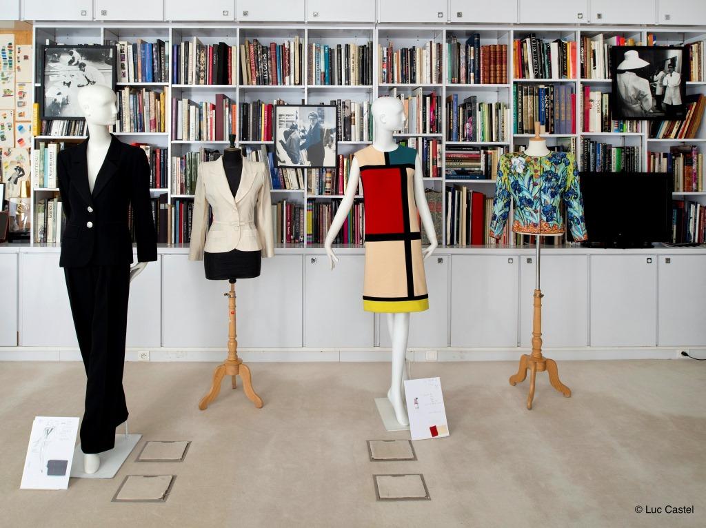Fondation Pierre Berge-Yves Saint Laurent. © Luc Castel