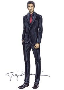 Al Pacino - sketch