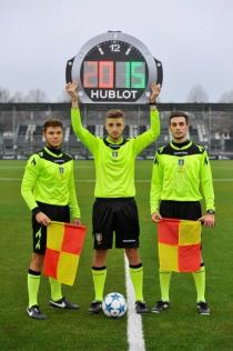 Hublot Referee board 2 ©LaPresse