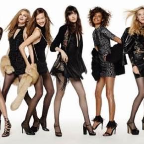 Topshop dévoile sa collection «Holiday 2015» et son nouveau squad de Mère Noël glamourous