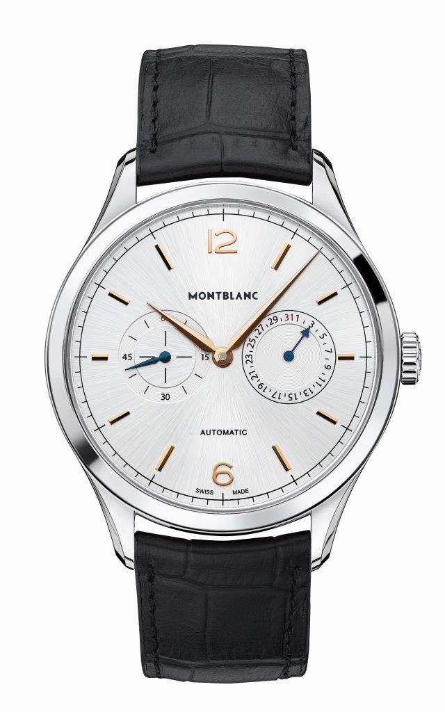 114872 Montre Montblanc Heritage Chronométrie Date by Hand (2)