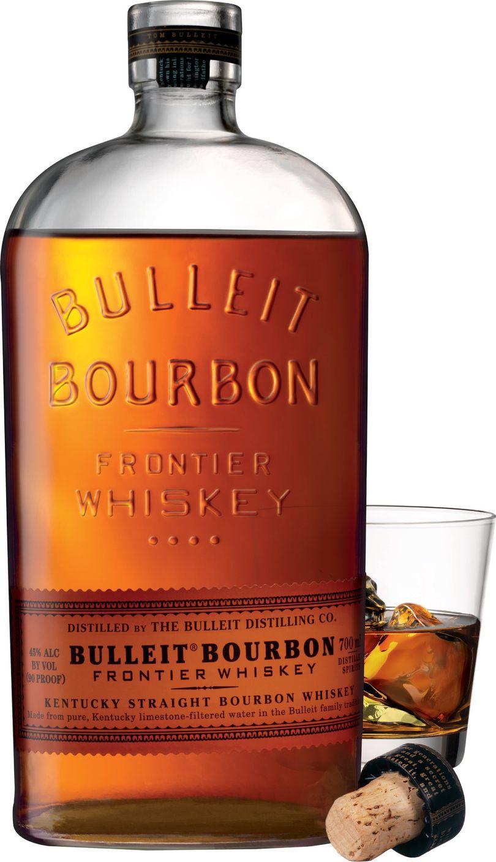 BULLEIT Bourbon Verre et Bouchon