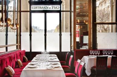 Salle de restaurant - Le Grand Véfour ©Jérôme Mondière (3)